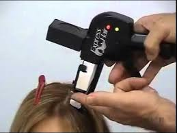 laser hair extensions hair express extensions application machine my hair dressing