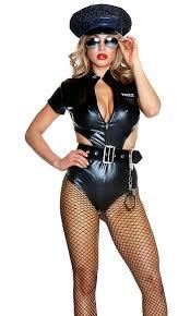 Halloween Costumes Cops Pin Jordan Rayne Lingerie Costume