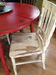 Round Kitchen Table by Kitchen Table Refinished With Trends And Distressed Tables Picture