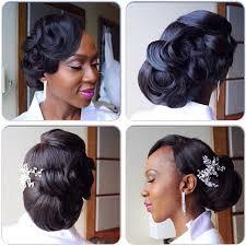 nigeria wedding hair style photo by charis hair wedding hair styles pinterest hair