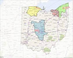 Ashland Ohio Map by Ohio Stream Wetlands Foundation