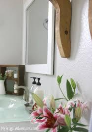 28 add frame to bathroom mirror adding a frame to bathroom