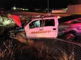 intoxicated teen charged with stealing crashing sheriff patrol truck