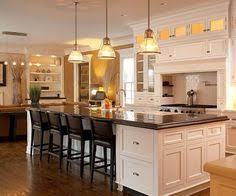 galley style kitchen with island 35 captivating kitchens with dining tables pictures white