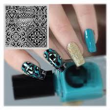 aliexpress com buy nicole diary nail art stamping image plates