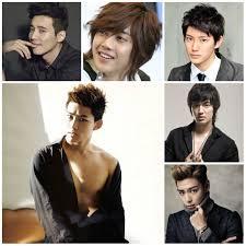 peinados inspiradores asiáticos hombres asiáticos hombres