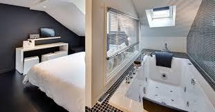 chambre salle de bain ouverte les secrets d une salle de bains ouverte sur la chambre salle de