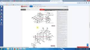 hyundai forklift truck service manual youtube