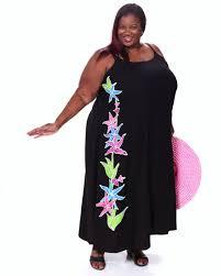 big on batik sale plus size long laceback dress