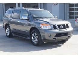 2014 Nissan Frontier Roof Rack by Used 2014 Nissan Armada For Sale In Houston 72517b Central