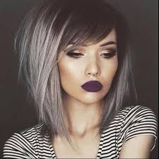 would an inverted bob haircut work for with thin hair dark grey bob haircut kazkas pinterest best haircuts bobs and