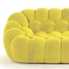 canapé capitonné design canapé design capitonné pour un salon douillet côté maison