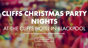 cliffs christmas parties pages