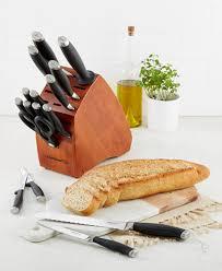 calphalon contemporary 17 piece cutlery set cutlery u0026 knives