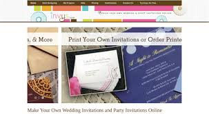 make your own invitations top best 12 online invitation makers tools to make your invite