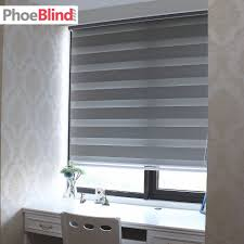 aliexpress com buy custom made sizes roller zebra blinds light
