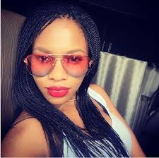 hair style giving birth mapaseka koetle looks amazing a month after giving birth youth
