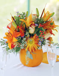 Easy Centerpieces Easy Pumpkin Centerpieces And Fall Decorating Ideas