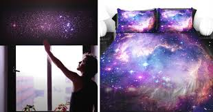 Outer Space Curtains 20 Space Themed Interior Design Ideas That Bring The Stars Into
