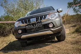 2015 mitsubishi l200 double cab review autoevolution