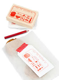 from the kitchen of stamp kit red pencil and pencil boxes