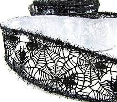 halloween wired ribbons collection on ebay