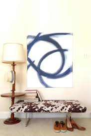 diy abstract art and a short video u2014 stylemutt home your