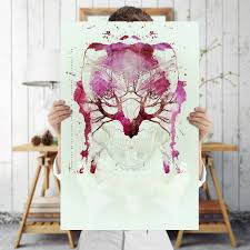 indie home decor wall art design ideas elephant painting indie wall art abstract