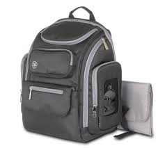girly black jeep jeep everyday backpack diaper bag grey crosshatch babies