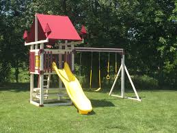 when is the best time to buy a swing set swing kingdom