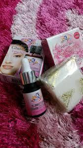 Gluta Rukkad product 0124512300 k brothers gluta collagen whitening set