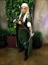 bow and arrow halloween costume omglitzy tutorial legolas cosplay