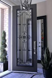 Exterior Glass Door Inserts Front Door Inserts Light And Privacy Door Glass Insert Front Door