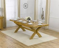 Solid Oak Extending Dining Table And 6 Chairs Dining Room Stunning Solid Oak Dining Set Oak Dining Set Small