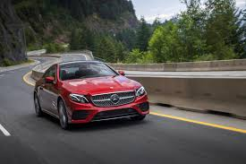2018 mercedes benz e400 coupe u s spec first drive review
