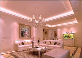 ceiling design living room house decor picture