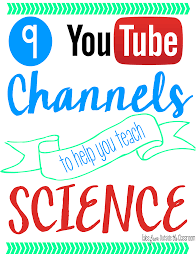 6 youtube channels to help you teach with science videos