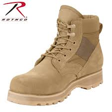 Most Comfortable Military Boots Rothco Gi Type Speedlace Desert Tan Jungle Boot