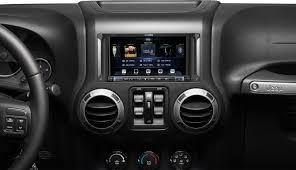 jeep wrangler yj dashboard alpine i207 wra 7