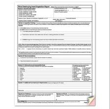 layout inspection report pest control treatment report template get 10 free sles as