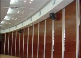 Accordion Room Divider China Manufacturer Aluminium Interior Sound Absorption Accordion
