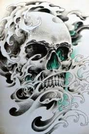 evil skull art bing images skulls and bones art pinterest