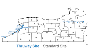 Ualbany Map Nys Thruway Map Find Your Way On Campus Campus Map Directions