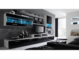 modern black and white living room furniture modern black and