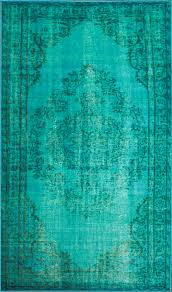 Nuloom Rug Reviews Genisa Overdyed Rug From Colour By Nuloom Plushrugs Com