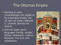 Ottoman Literature The Muslim Empires The Ottomans The Safavids And The Mughals