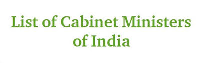 Latest Cabinet Ministers Latest List Of Cabinet Ministers Of India 2016 Bankers Adda