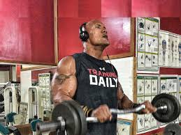 the rock is sharing his kickass bodybuilding workouts for the
