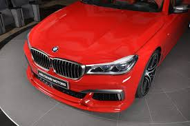 red bmw imola red bmw m760li could brighten up anyone u0027s day