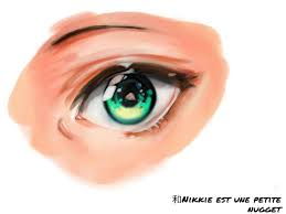 draw colour digital manga eyes u2022 anime amino